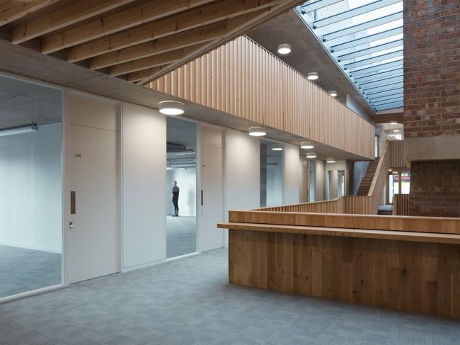 Деловой центр Foundry © Rory Gardiner, Anthony Coleman
