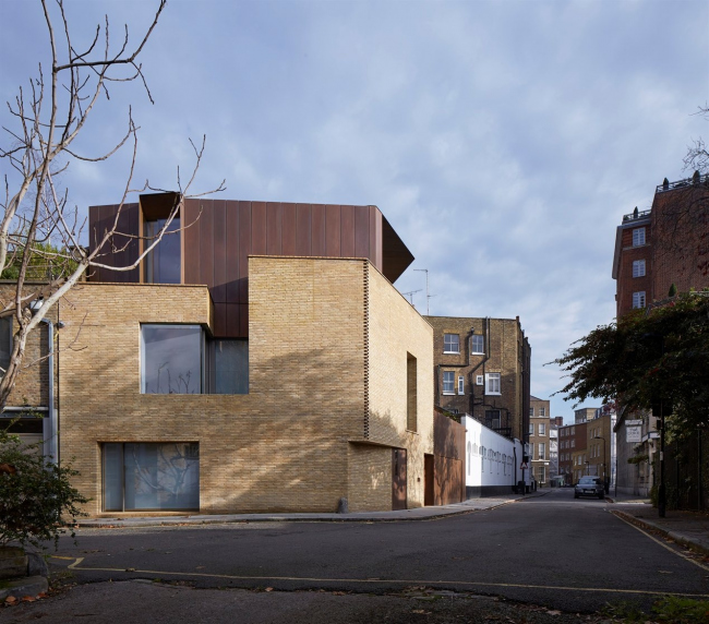 Частный дом Levring House © Dennis Gilbert, Olivier Hess