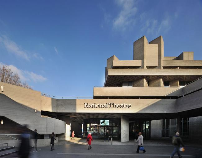 Национальный театр © Philip Vile