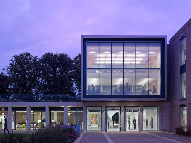 Научный центр Uppingham School © Kilian O'Sullivan