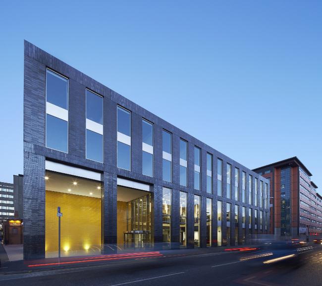 Здание студенческого союза Городского университета Манчестера © Hufton + Crow