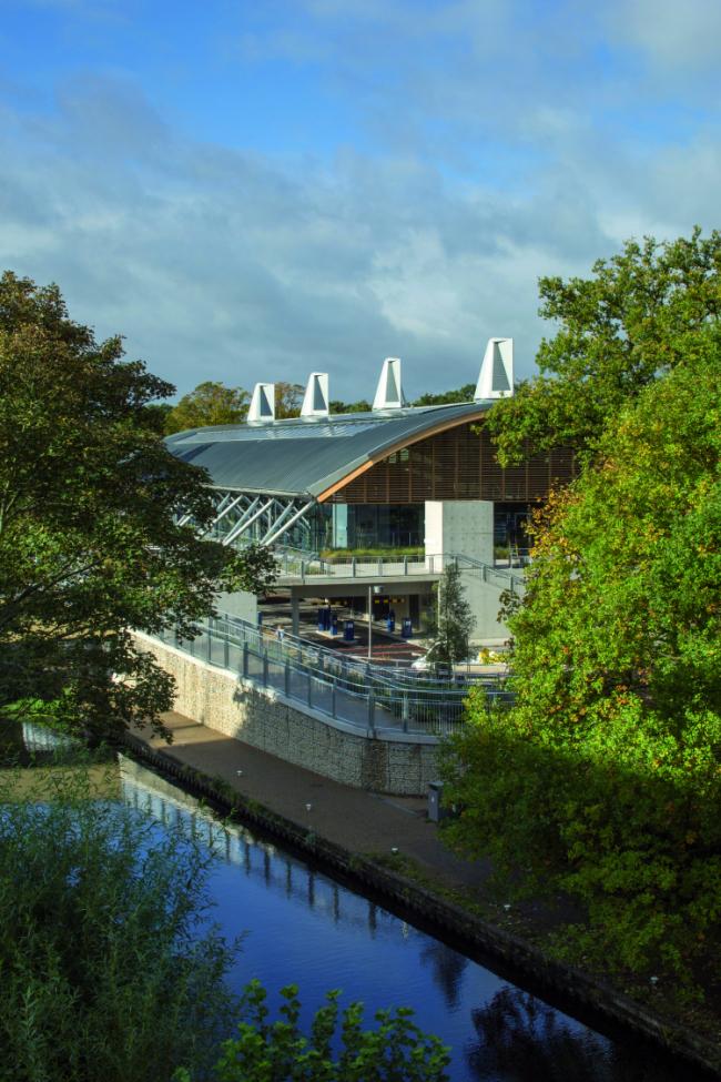Штаб-квартира Всемирного фонда дикой природы (WWF) © Morley von Sternberg, Janie Airey