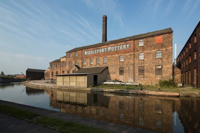 Керамический завод Middleport Pottery © Tim Crocker