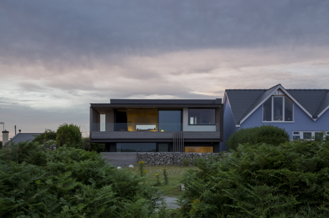 Жилой дом Cliff House © Hyde + Hyde Architects