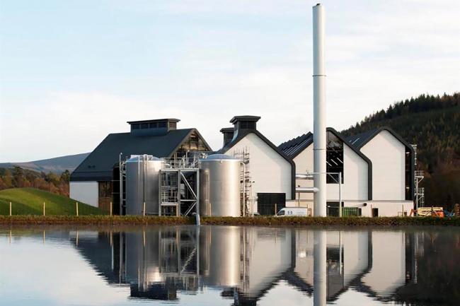 Ликеро-водочный завод Dalmunach © Archial Norr