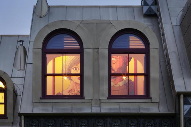 Вилла «Дом для Эссекса» © Jack Hobhouse