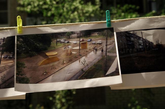 «Арт-двор» на улице Гоголя © Дмитрий Павликов