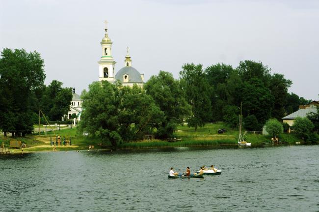Выксунские озера © Дмитрий Павликов