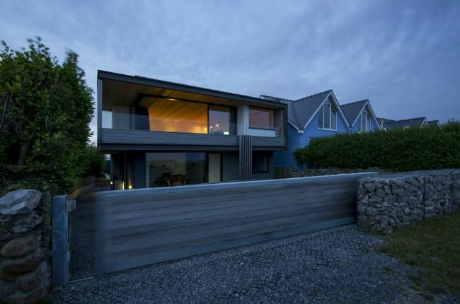 Частный дом Cliff House © Hyde Hyde Architects