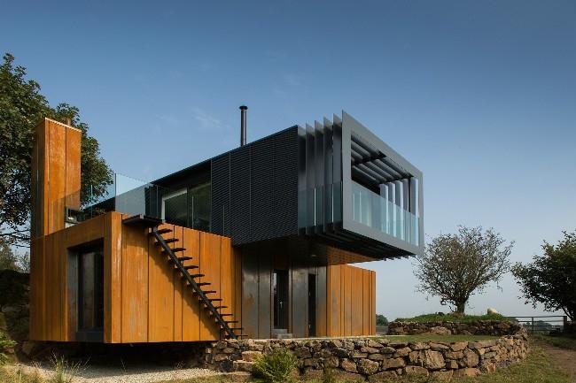 Частный дом  Grillagh Water House © Aidan Monaghan