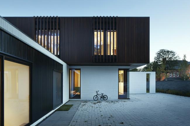 Частный дом в Формби © Jack Hobhouse