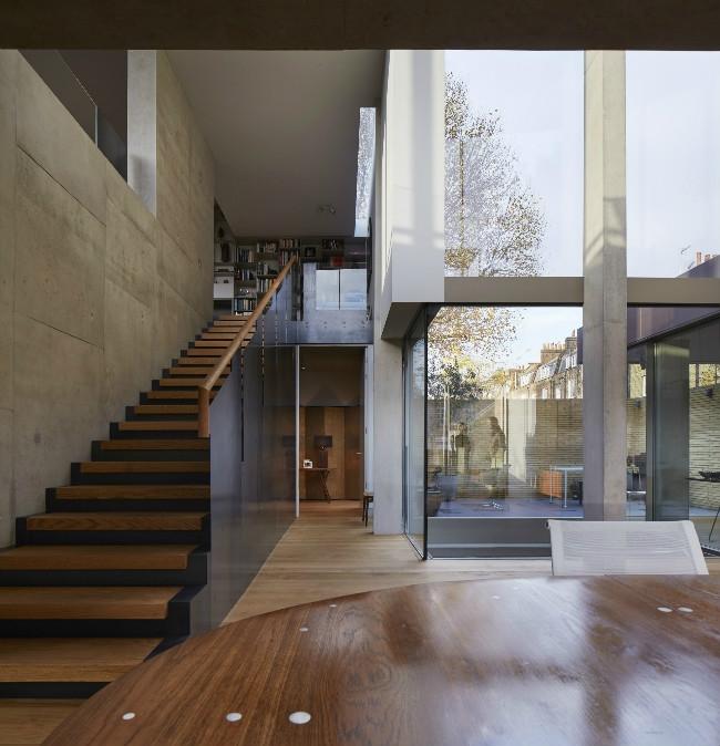 Частный дом Levring House © Dennis Gilbert