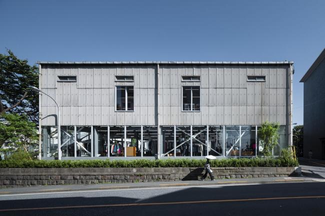La Kagu © Keishin Horikoshi / SS Tokyo
