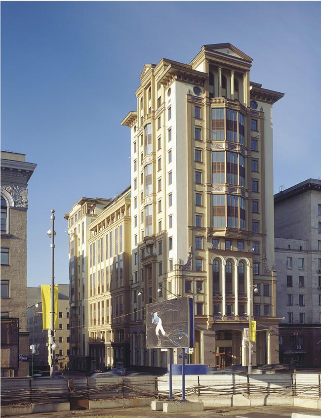 Административное здание на 1-ой Тверской-Ямской