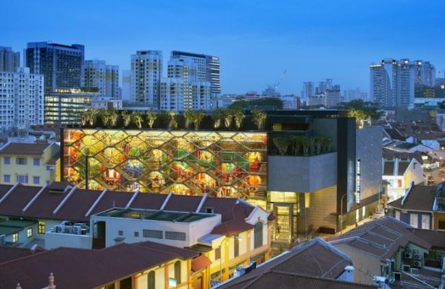 Музей индийской культуры © Robert Greg Shand Architects