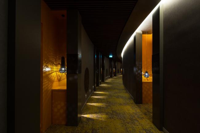 Спа-отель в Эскишехире © Altkat Architectural Photography