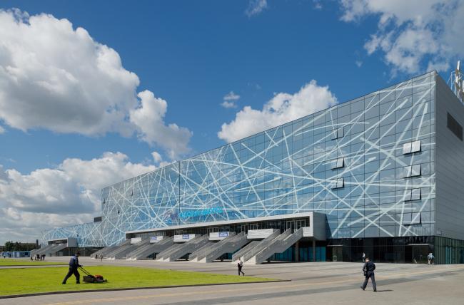 VTB Ice Palace. Photo © Ilia Ivanov
