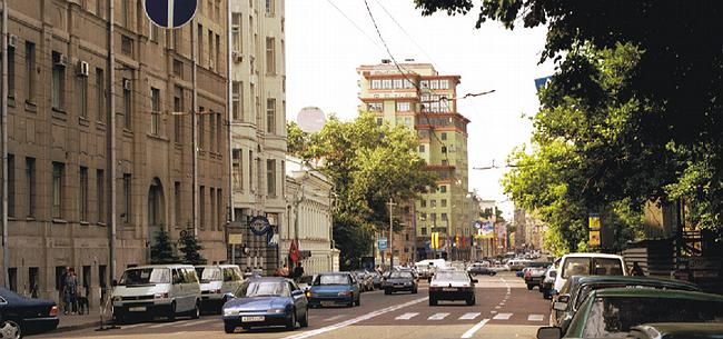 Административное здание на Долгоруковской улице © Моспроект-2, Мастерская №14
