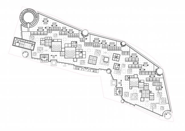 Проект Парламентского центра Российской Федерации. План второго уровня