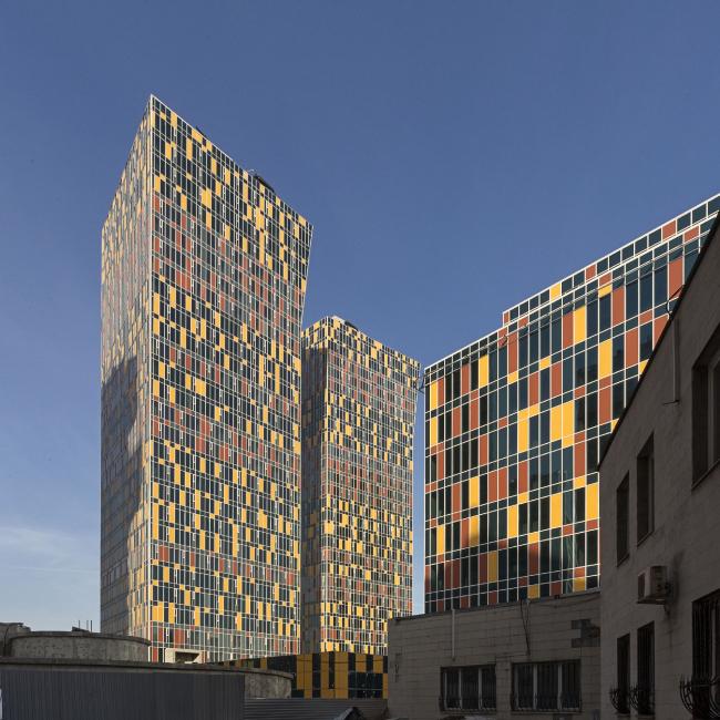 Многофункциональный комплекс на Мытной улице © АБ «Остоженка»