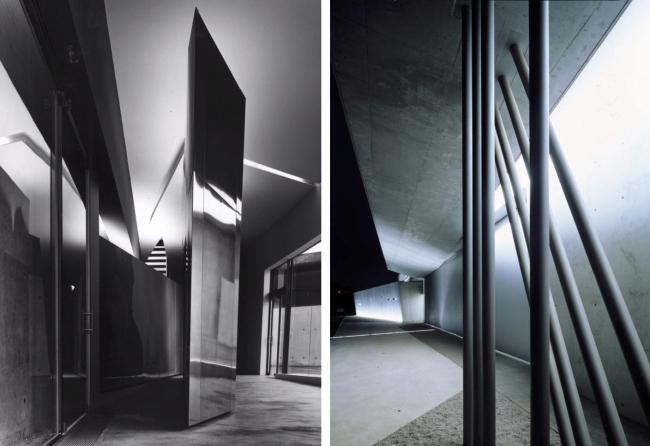 Пожарная станция. Архитектор: Заха Хадид © Zaha Hadid Architects