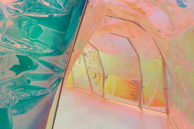 Летний павильон Галереи Серпентайн 2015 © NAARO