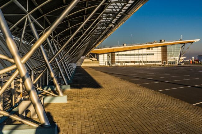 """Sea passenger terminal. Terminal #2 (cruise) © """"A.Len"""""""