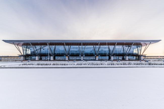 Пассажирский Порт Санкт-Петербург «Морской фасад». Вокзал №4 (круизный)