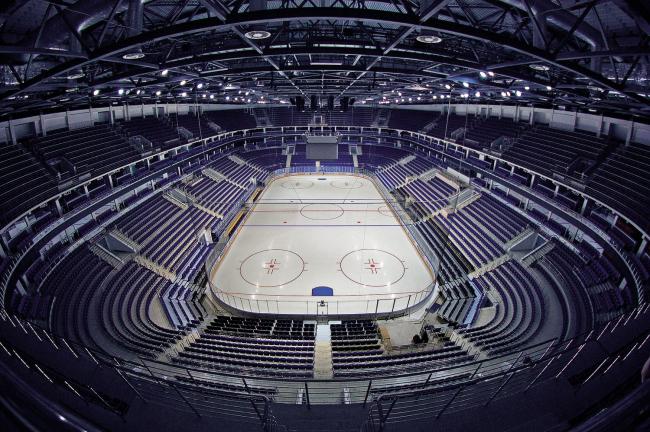 VTB Ice Palace. Interior Photo © Park Legend