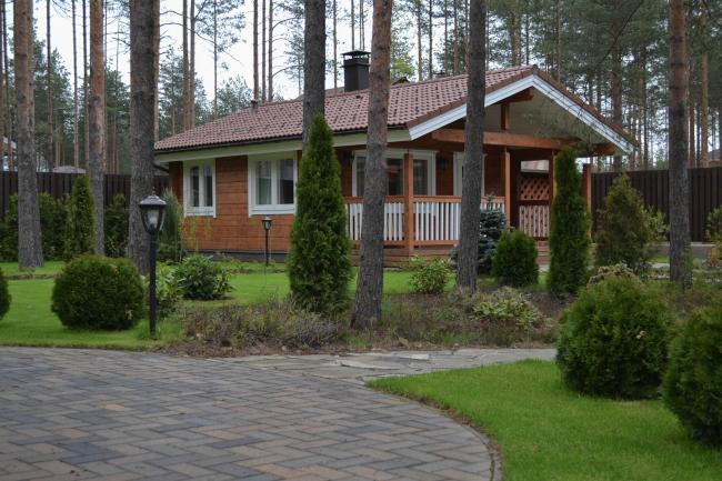 Дом Елены Климиной (второе место). Фотография с сайта slav-dom.ru