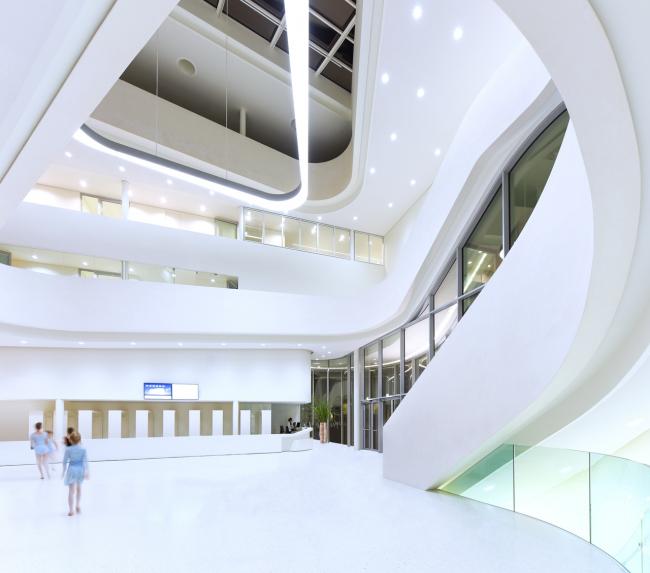 Культурный центр Montforthaus © Svenja Bockhop, Berlin
