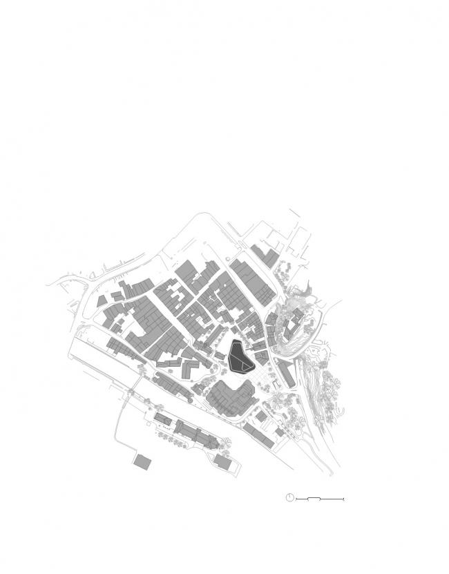 Культурный центр Montforthaus © HASCHER JEHLE Architektur
