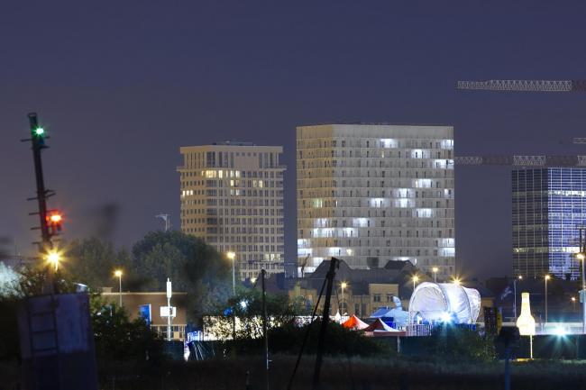 Жилой комплекс Park Tower © Lumecore/Toon Grobet