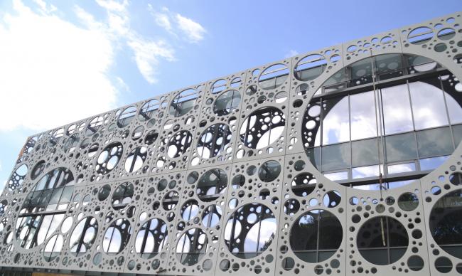 Инженерный факультет Университета Южной Дании © C.F. Møller Architects