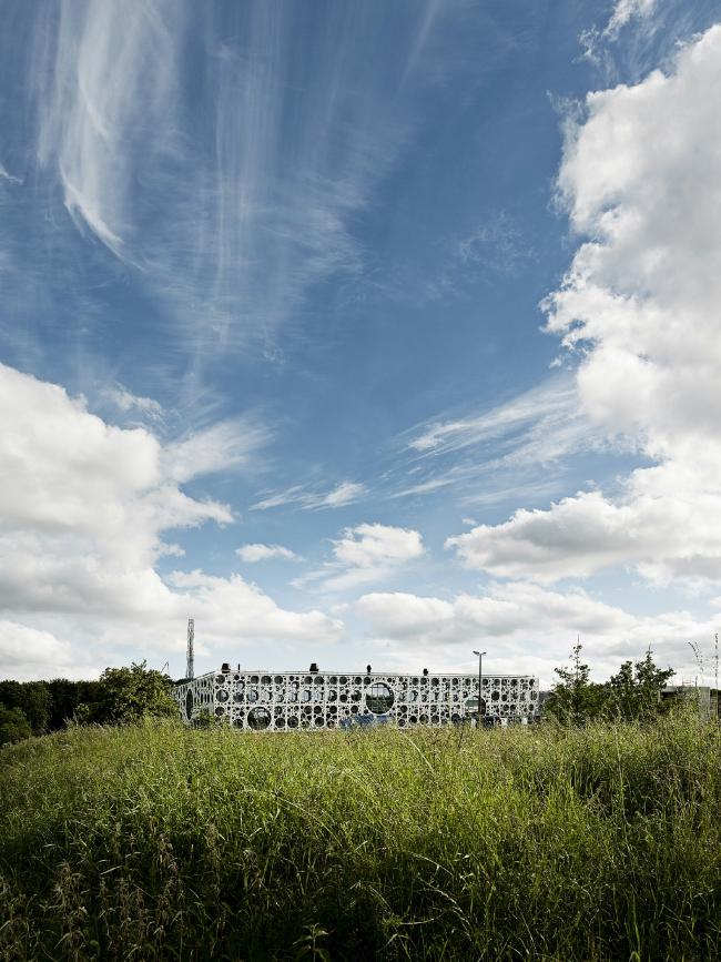 Инженерный факультет Университета Южной Дании © Jørgen True