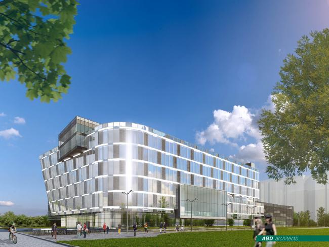 Научно-технический центр ТМК © ABD architects