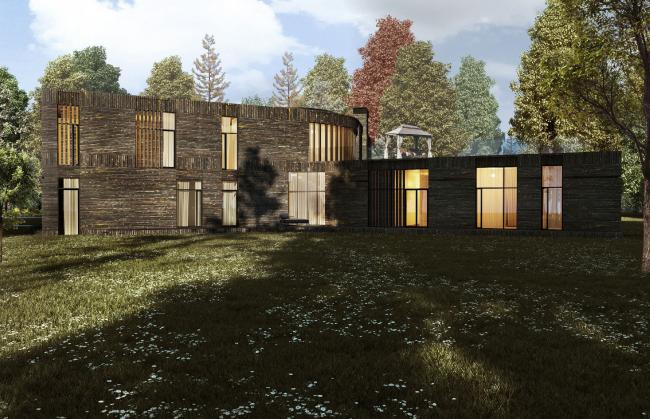 Частный дом в Грин Белте © PANACOM