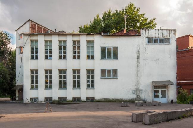 Константин Мельников. Контора Ново-Сухаревского рынка © Денис Есаков