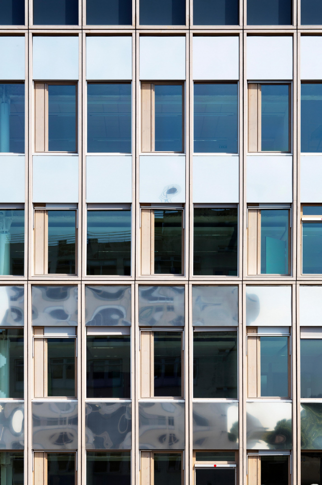 Комплекс Национального географического института и службы Météo France © Michel Denancé