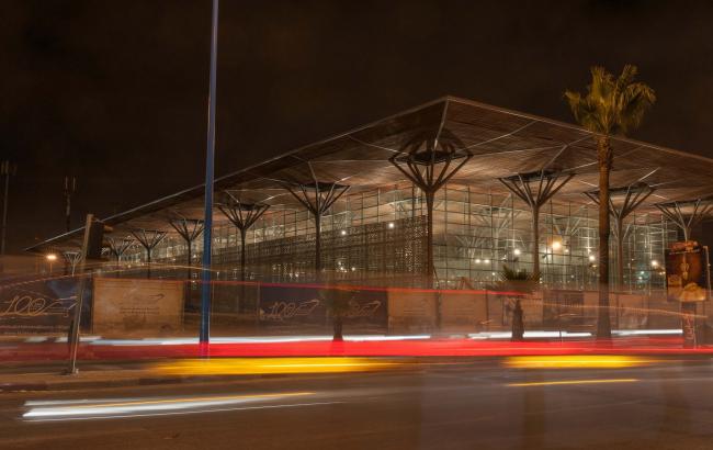 Вокзал Casa-Port © AREP / Christophe Iliou