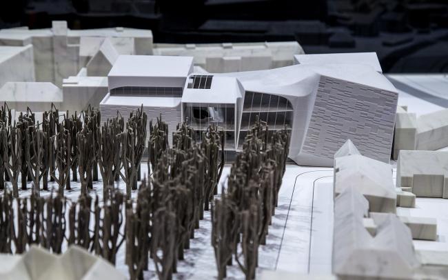 Театр «ан де Параде» © Marc Bolsius, предоставлено Den Bosch City Council