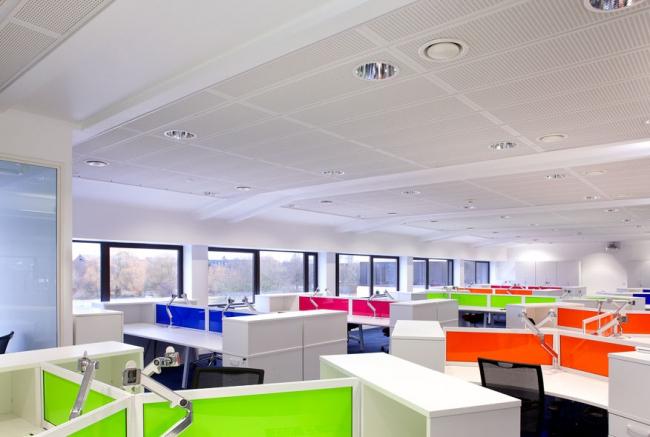 Офис Reading Scientific services Ltd., Рединг (Великобритания)