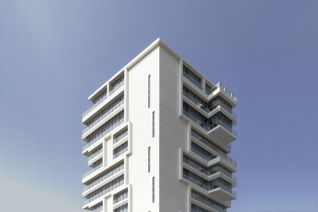 Жилой дом Living Levels – East Side Tower. Фотография © Lev Chestakov