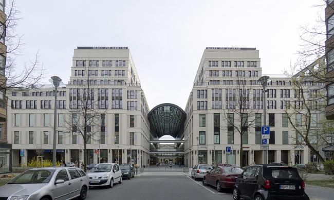 Комплекс на Лейпцигер-плац