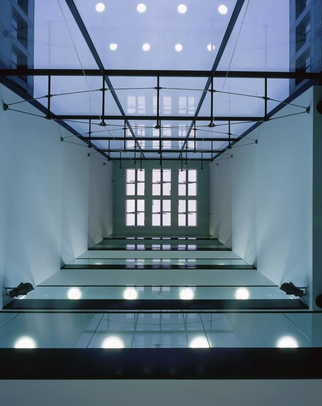 Штаб-квартира компании C&A. Фотография © Claus Graubner
