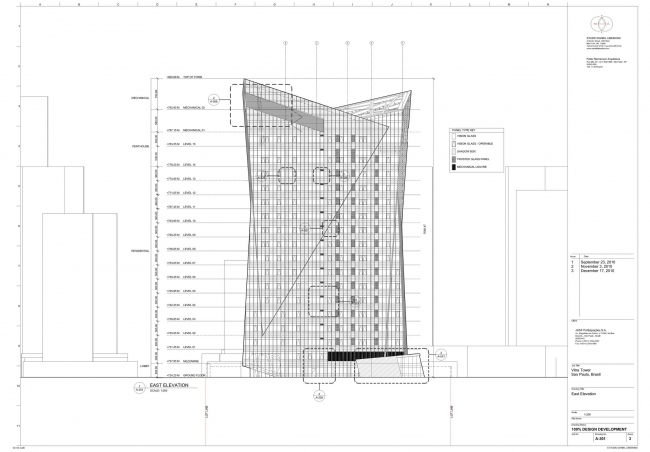 Башня Vitra © Studio Libeskind