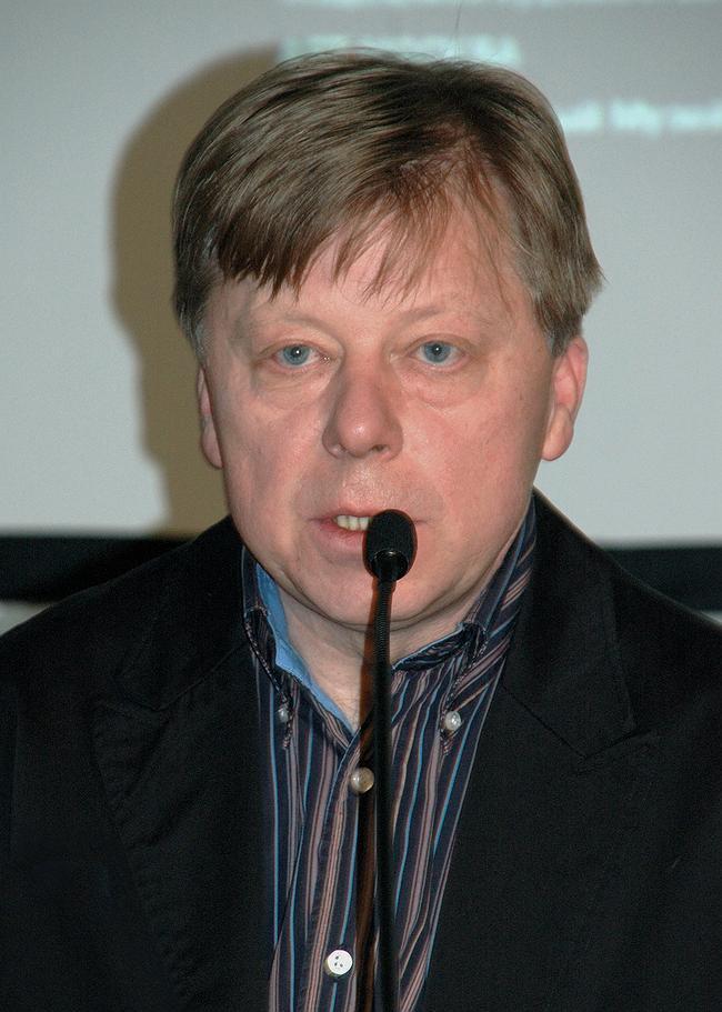 Генеральный директор компании «ЭКСПО-ПАРК. Выставочные Проекты» Василий Бычков