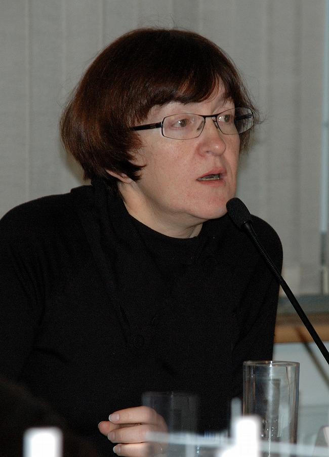 Куратор российского павильона – Елена Гонсалес, заместитель главного редактора журнала «Проект России»