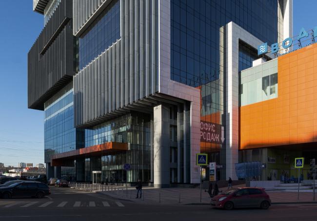 Торгово-деловой комплекс «Водный» © AM «Атриум»