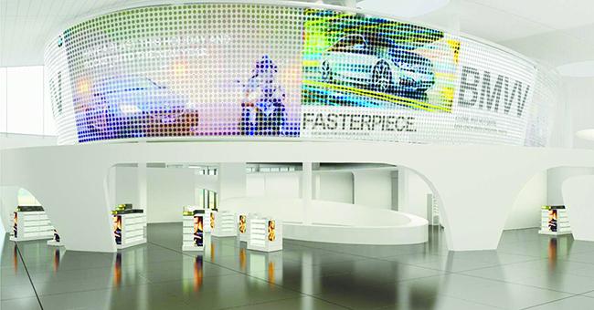 Визуализация интерьера. Архитектурное бюро  Nefa Architects